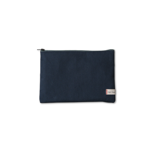 SIMPLE POUCH_navy