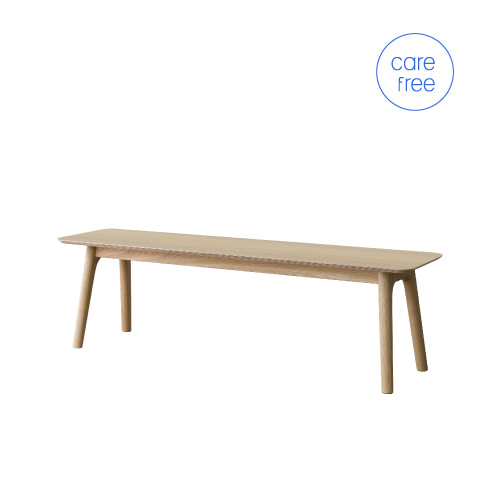 DEER CARE FREE WOOD BENCH 1500