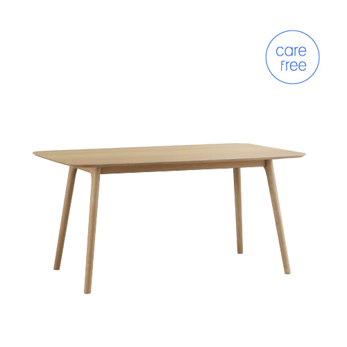 DEER CARE FREE WOOD TABLE 1600
