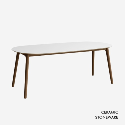 DEER CERAMIC SOFT TABLE 2000